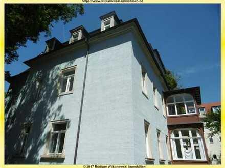 Dresden - 3 vermietete Zimmer im DG mit Balkon - mit 2,80% Rendite durch die Landeshauptstadt