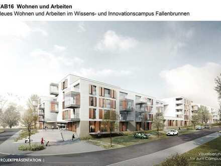 FAB16 - Neues Arbeiten im Wissens- und Innovationscampus Fallenbrunnen