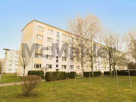 Freundliche 2-Zimmer-Wohnung in grüner Lage mit Top-Anbindung an Leipzig