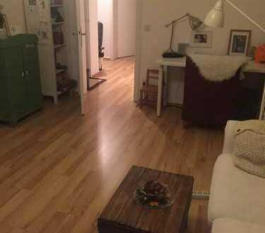 Exklusive, gepflegte 2,5-Zimmer-Hochparterre-Wohnung in Münster