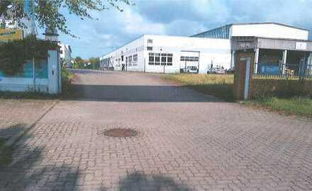 Gewerbepark Merseburger Straße