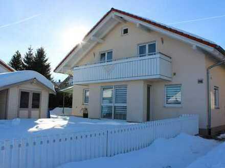 Doppelhaushälfte mit Garage in Schongau
