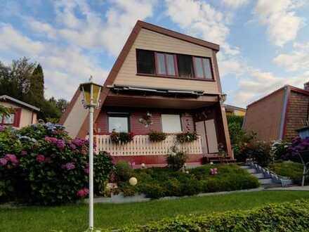Attraktives und gepflegtes 3-Zimmer-Einfamilienhaus in Brensbach, Brensbach