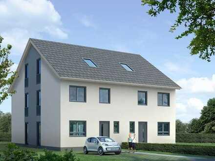 Anspruchsvolle DHH in Tegernheim | 600 m² Grund