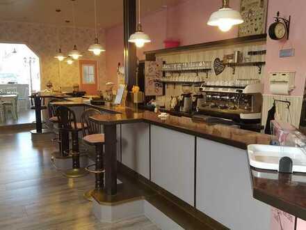 Gemütliches Café sucht Nachfolger