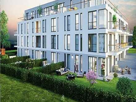 Luxuriöse 4-Zimmerwohnung mit Balkon