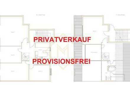 Dachgeschoss-Maisonette-Wohnung Sauna,Wintergarten,Dachterrasse - Privatverkauf ohne Maklerprovision