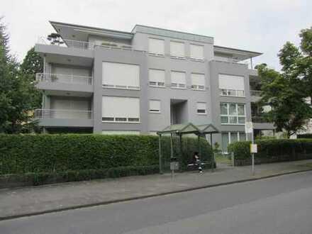 Moderne, hochwertig ausgestattete 3-Zi-Wohnung mit Balkon in zentraler Wohnlage von Bad Honnef.