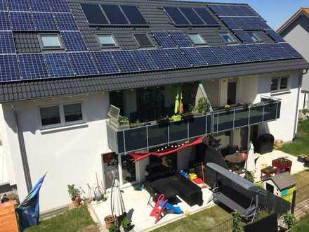 Neuwertige 3-Zimmer-Wohnung mit Balkon in Gondelsheim