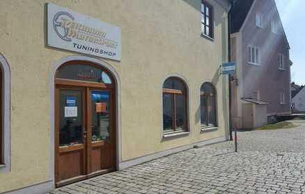 Einzelhandels oder Bürofläche im Zentrum von Kühbach