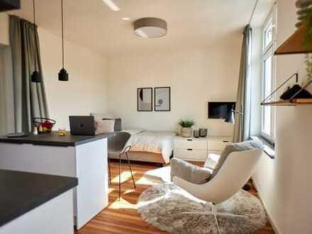 Schickes Apartment in Düsseldorf (möbliert)