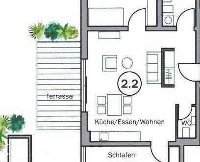 3-Zimmer Neubau-Wohnung im Zentrum von Illertissen