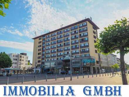 NK-City - 2 ZKB-Wohnung mit schöner Aussicht / barrierefrei !