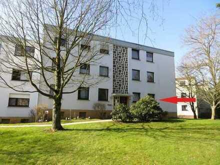 NEUER PREIS... helle 2,5 Zi-Wohnung in ruhigen Nebenstraße von Bad Eilsen