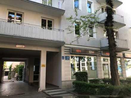 1-Zimmerappartement in Schwabing für Kapitalanleger direkt vom Eigentümer