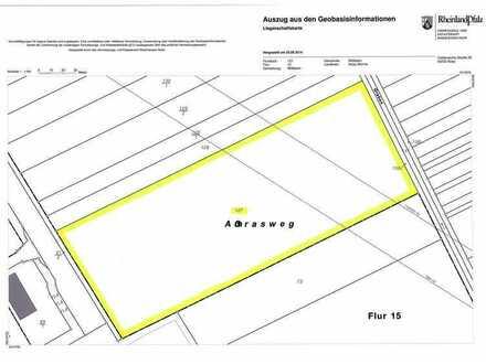 Wöllstein - Gewerbegrundstück - Am Grasweg