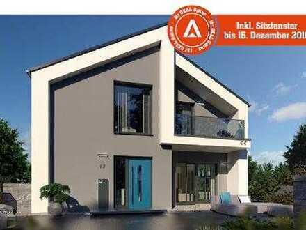 Unser Musterhaus Simmern ist auch Samstag und Sonntag geöffnet! - Licht, Luft und Luxus!