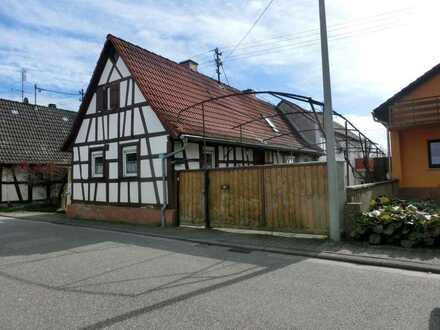 Clever kaufen - zwei Häuser in Schaidt - hinten wohnen, vorne vermietet!