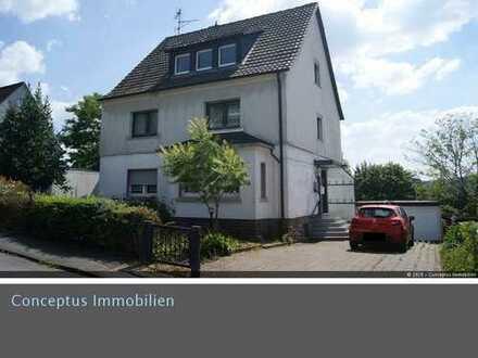 Zwei Eigentumswohnungen mit Garten u. Garage in Kierspe-Dorf