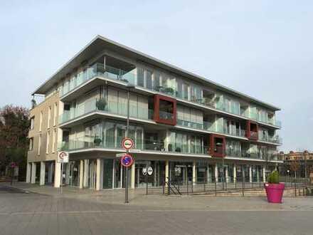 Exklusive, lichtdurchflutete und neuwertige 2,5-Zimmer-Wohnung mit Balkon in Landau in der Pfalz