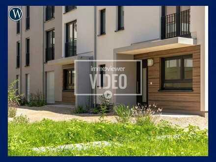 Schöner Wohnen auf 3 Ebenen!! 5-Zimmer-NEUBAU mit moderner Ausstattung, Einbauküche, 2 Terrassen