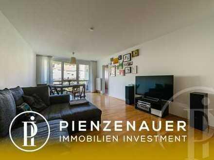 Obergiesing- Stylische 3-Zimmer-Wohnung mit S/W Balkon zu Innenhof!!