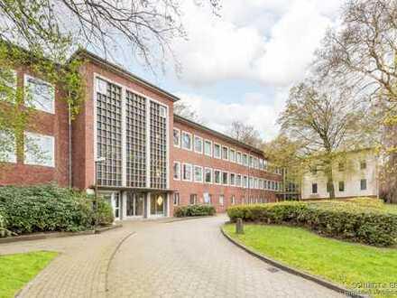 Flexibel teilbare Büroräume in Hamburg-Harburg!