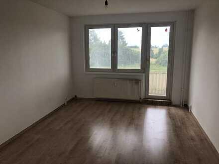 Erschwingliche 3-Raum-Terrassenwohnung zur Miete in Damerow, Rollwitz