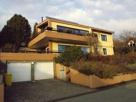 Exklusives EFH+ELW mit grandioser Aussicht in Top-Lage von Hilchenb.-Helberhausen