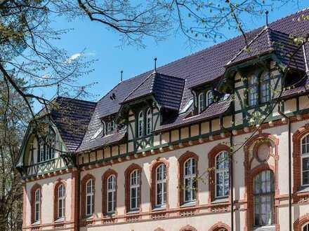Möbliertes Apartment in historischem Denkmal