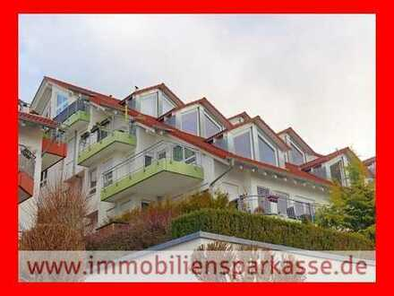 Tolle Aussichten - Terrassenhaus!