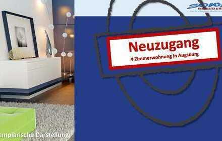 Neuzugang ! 4 Zimmer Wohnung in Augsburg - Ein Objekt von Ihrem Immobilienspezialisten SOWA Immob...