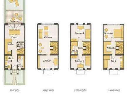 Schönes Townhaus mit sechs Zimmern neben Nikolaisaal