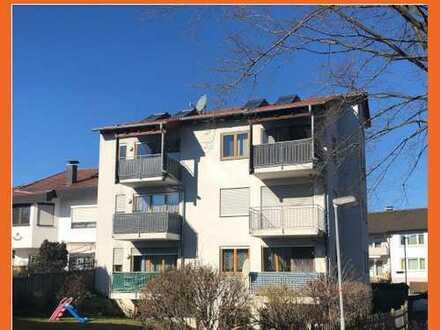 Sonnige Maisonette-Wohnung mit großzügiger Grundfläche auf beiden Etagen
