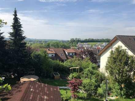 Weitblick - Großzügiges Baugrundstück mit Abrissobjekt am Ortsrand von Schemmerhofen