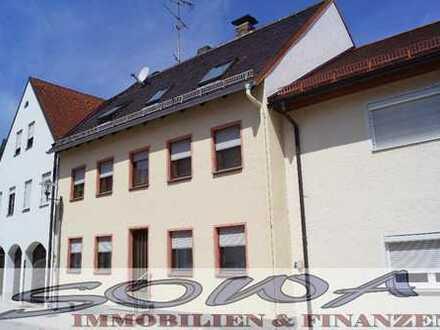 Leben und Wohnen in der Stadt! Einfamilienhaus in Neuburg - Stadt - Als Mehrgenerationenhaus geei...