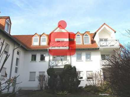 Schmuckstück unterm Dach mit Aussicht