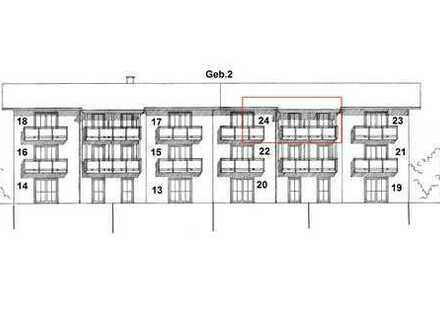 Schöne, sonnige drei Zimmer Wohnung in Waging am See