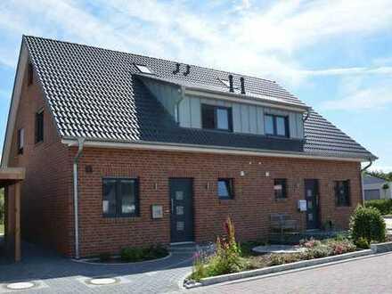 Neubau eines Doppelhauses in Volksdorf