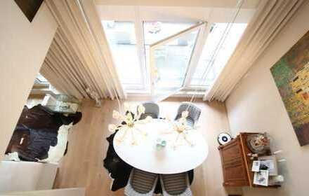 Stilvolle, neuwertige 2,5-Zimmer-Terrassenwohnung mit Balkon und EBK in Regensburg