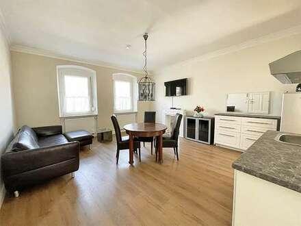 Möbliertes Apartment in Wasserlage mit Reinigungsservice!