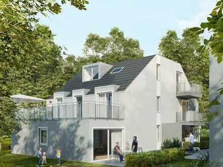 Schicke 2-Zimmer-Gartenwohnung mit zusätzlich 2 Souterrainräumen inkl. Duschbad