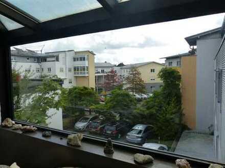 Wunderschöne, helle , großzügige 120 qm große Wohnung im Zentrum von Altenkirchen zu vermieten