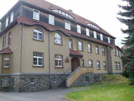 Geräumige, helle und altersgerechte 2-Raum-Wohnung in ruhiger Lage in Großschönau