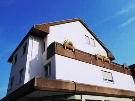 ### Gewerbeetage in guter Lage - Wohn und Geschäftshaus in Seeheim ###