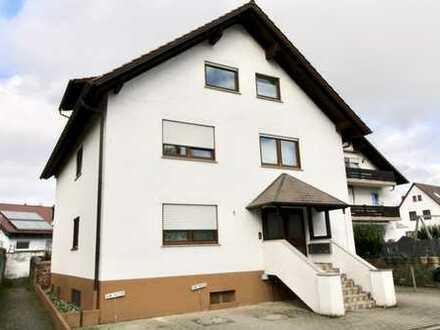 Obrigheim | schicke und gepflegte 2 ZKB-Wohnung in ruhiger Wohnlage