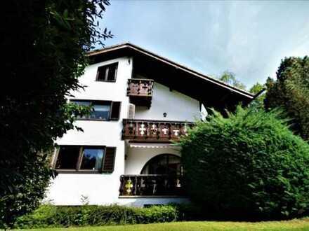 Sonnige neu renovierte 5-Raum-Wohnung mit Balkon und Garten in Herrsching oder helles 2 Zi Studio