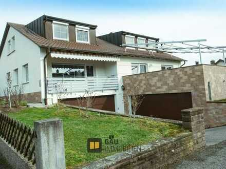 Neuwertiges 2-Familienhaus idyllisch und ruhig gelegen
