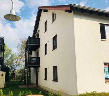 3-Raum-Wohnung mit Terrasse in ruhiger Wohnlage