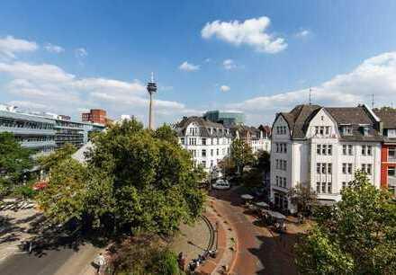 Traumlage! Leben im Medienhafen Düsseldorf!